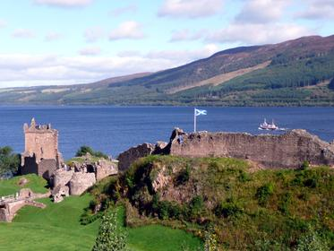 Urquheart Castle