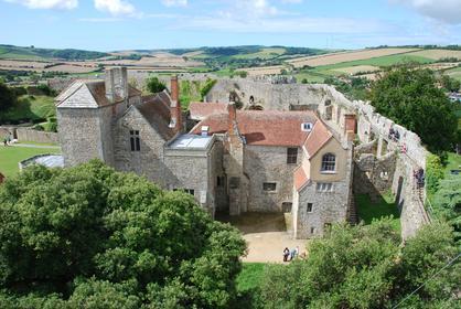 Château de Carisbrooke / Carisbrooke Castel