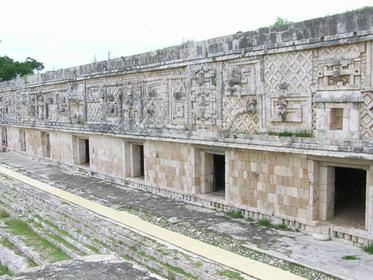 Uxmal: Governor's Palace