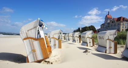 Kuhlungsborn beach