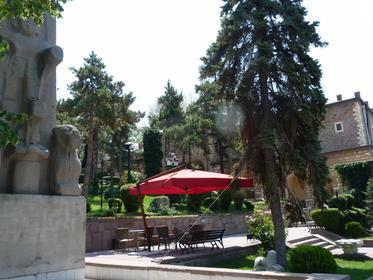 Museum of Anatolian Civilisations, Ankara