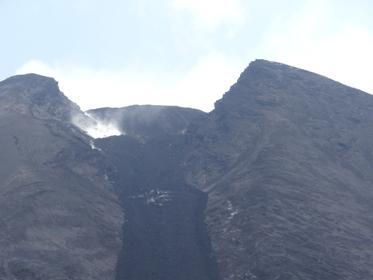 volcan Pacaya (vue approchée)