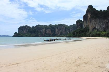 Plage de Railay ouest