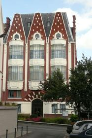 Art Deco Architecture in Saint Quentin
