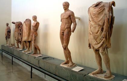 Museo di Delfi