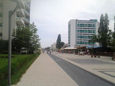 Mamaia beachwalk