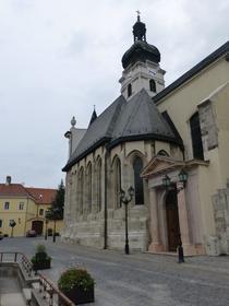 Roman Catholic basilica, Györ