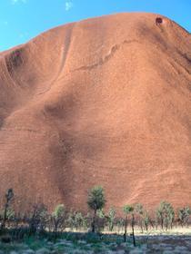Balade autour d'Uluru