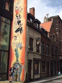 façade décorée