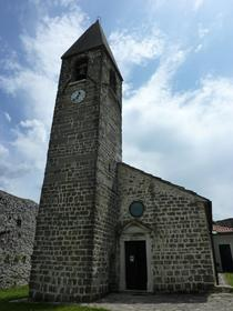 Church of the Holy Trinity, Hrastovlje
