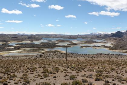 Lagunas Cotacotani