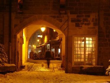 Porte Guillèr - Porte de Sauvigny