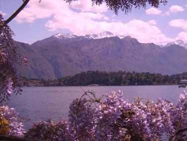 Cadenabbia lakeshores
