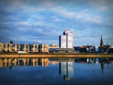 Osijek, promenada
