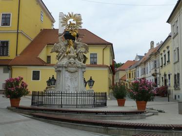 Györ old town