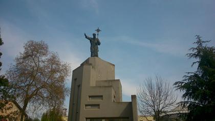 St.Philip statue donated by Haz'Zebbug