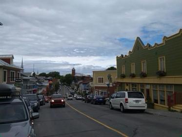 Riviere-du-Loup downtown