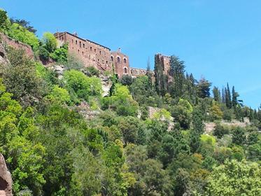 Castillo-Monasterio d'Escornalbou