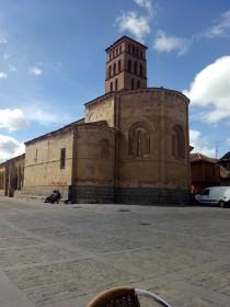 Ábsides y Torre