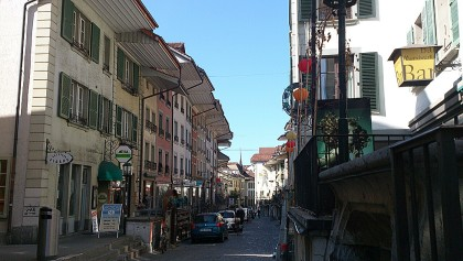 Thun - Old Town - Obere Hauptgasse