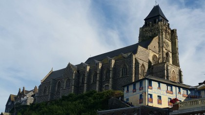 Eglise St Jacques - Le Tréport