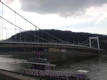 Erzsébet híd - Elisabeth Bridge