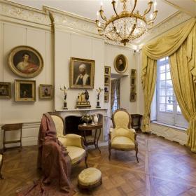 Le salon doré