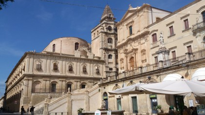 Noto - Piazza Immacolata