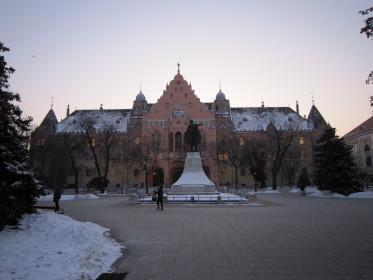 Hôtel de Ville de Kecskemeèt