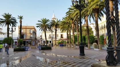 Ayamonte Main Square