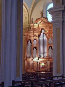 orgue italien de Manigod