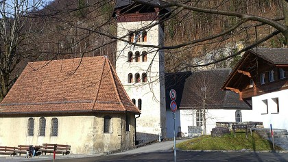 Meiringen - church