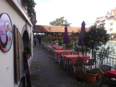 Thun - Old Town - Untere Schleuse nearby