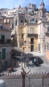 Veduta dalla Santa Maria dell'Itria