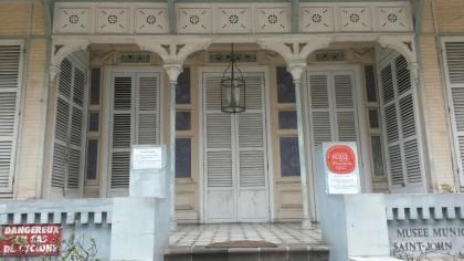 Saint-John Perse Museum, Pointe-à-Pitre