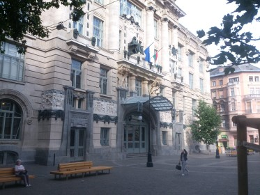 Franz Liszt Music Academy - Liszt Ferenc ter 8