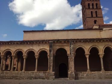 iglesia de San Lorenzo. Segovia