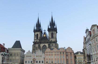 Église Notre-Dame-de-Týn