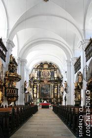 Stadtpfarrkirche St. Franz Xaver