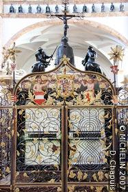 Maximilian's Mausoleum