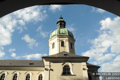 Benediktinerstiftskirche St. Peter