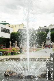 Mirabellgarten