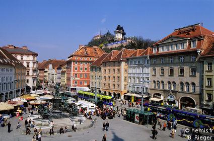 Enkelt Graz Bilder