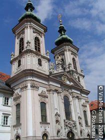 Stadtpfarrkirche zum Heiligen Blut