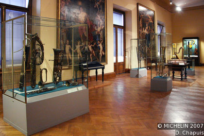 The Hofburg : Collection of Historical Instruments and Music