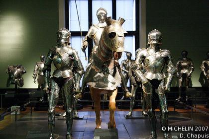 The Hofburg: Armoury