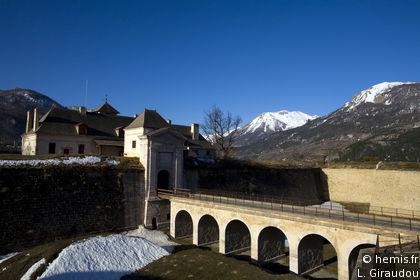 Mont-Dauphin Citadel
