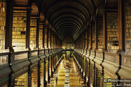 Dublin Old Library