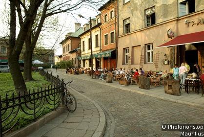 Szeroka Street