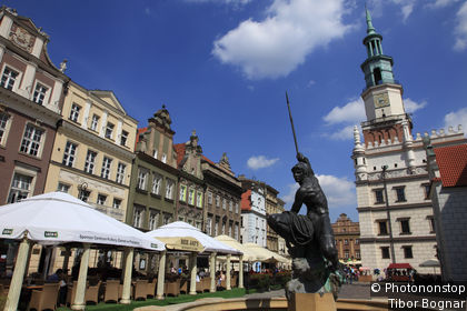 Poznan Old Market Place